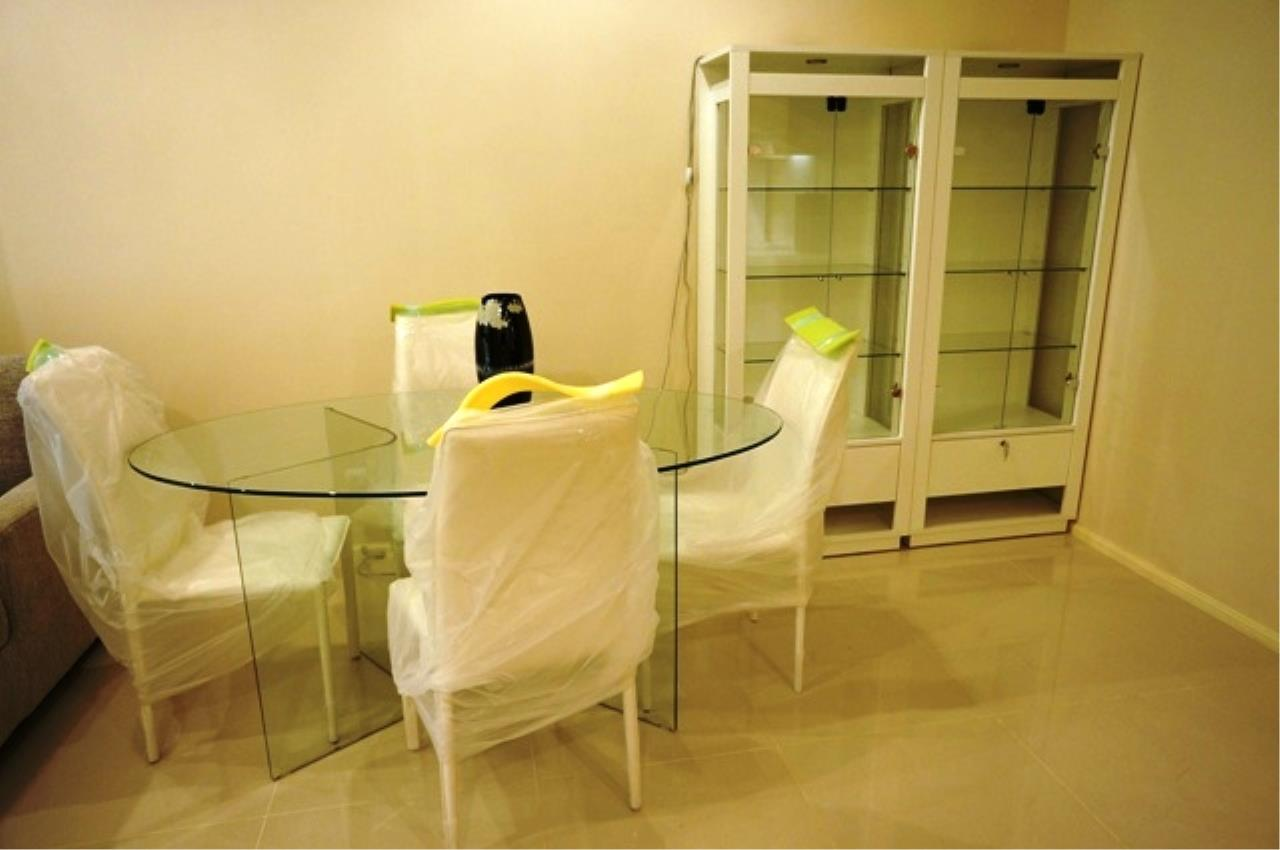 Piri Property Agency's one bedroom  For Rent Villa Asoke 6