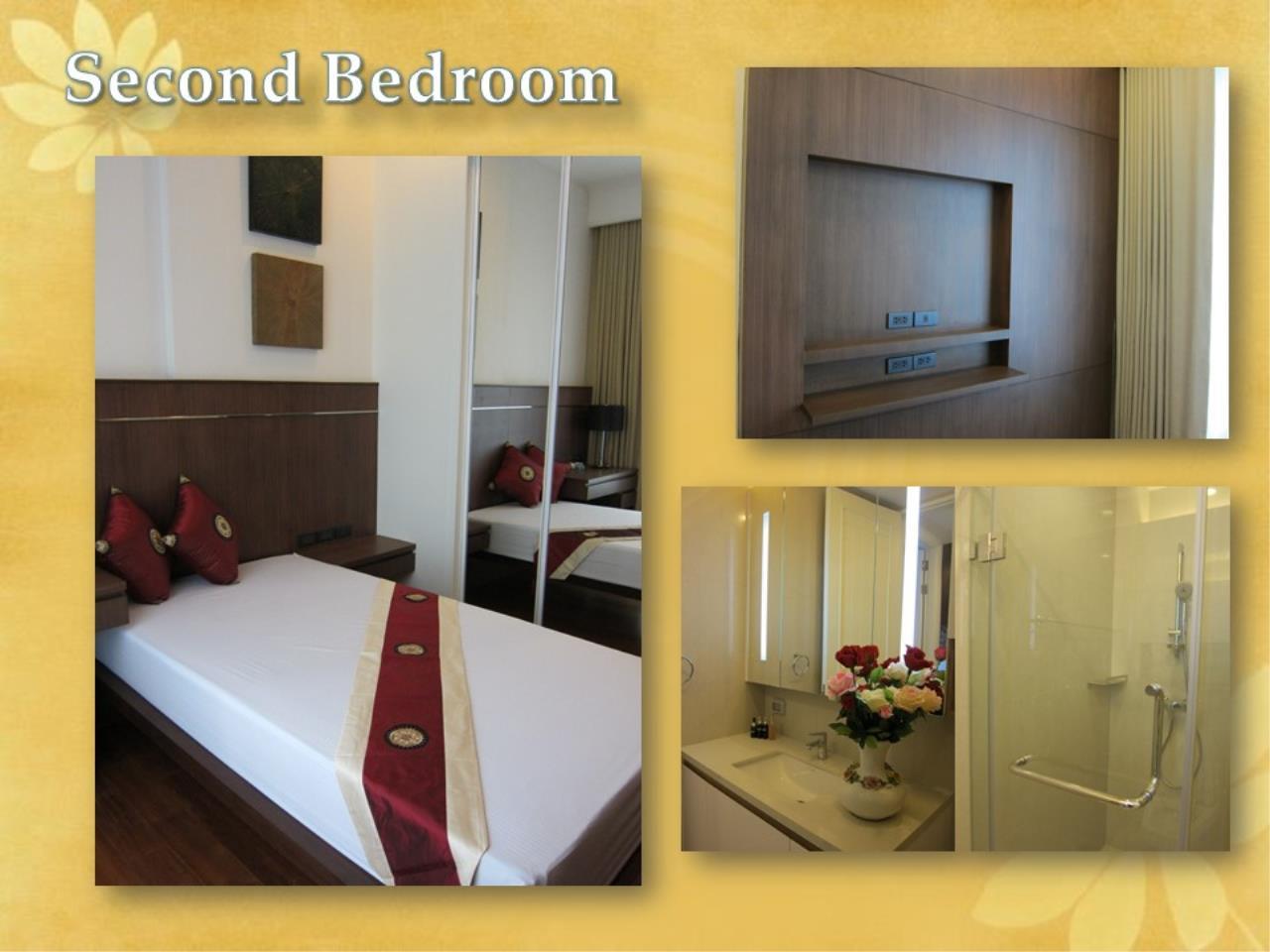 Piri Property Agency's 2 bedrooms Condominiumon 18 floor For Rent 2