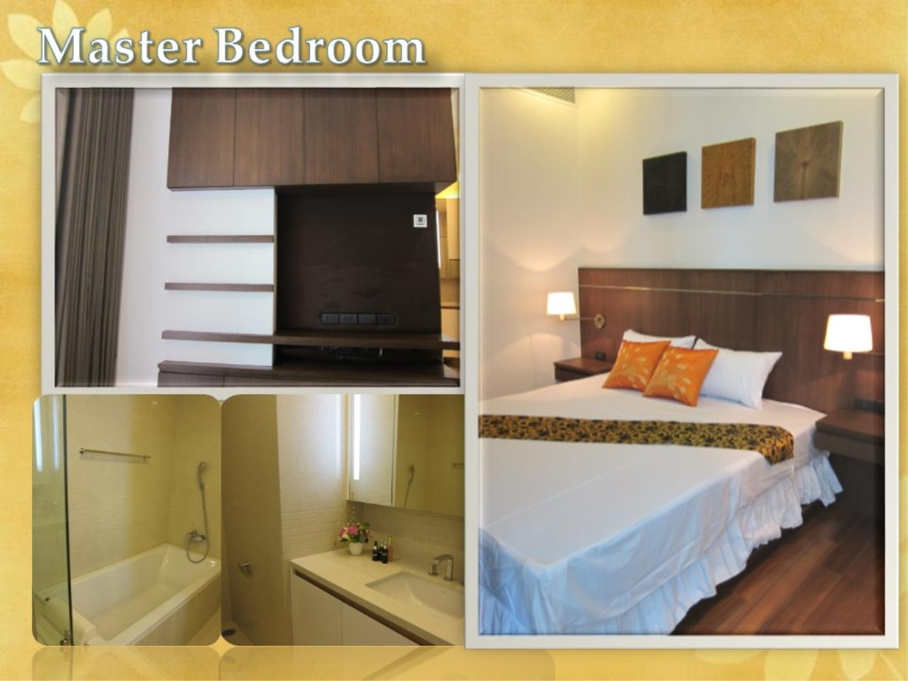 Piri Property Agency's 2 bedrooms Condominiumon 18 floor For Rent 1