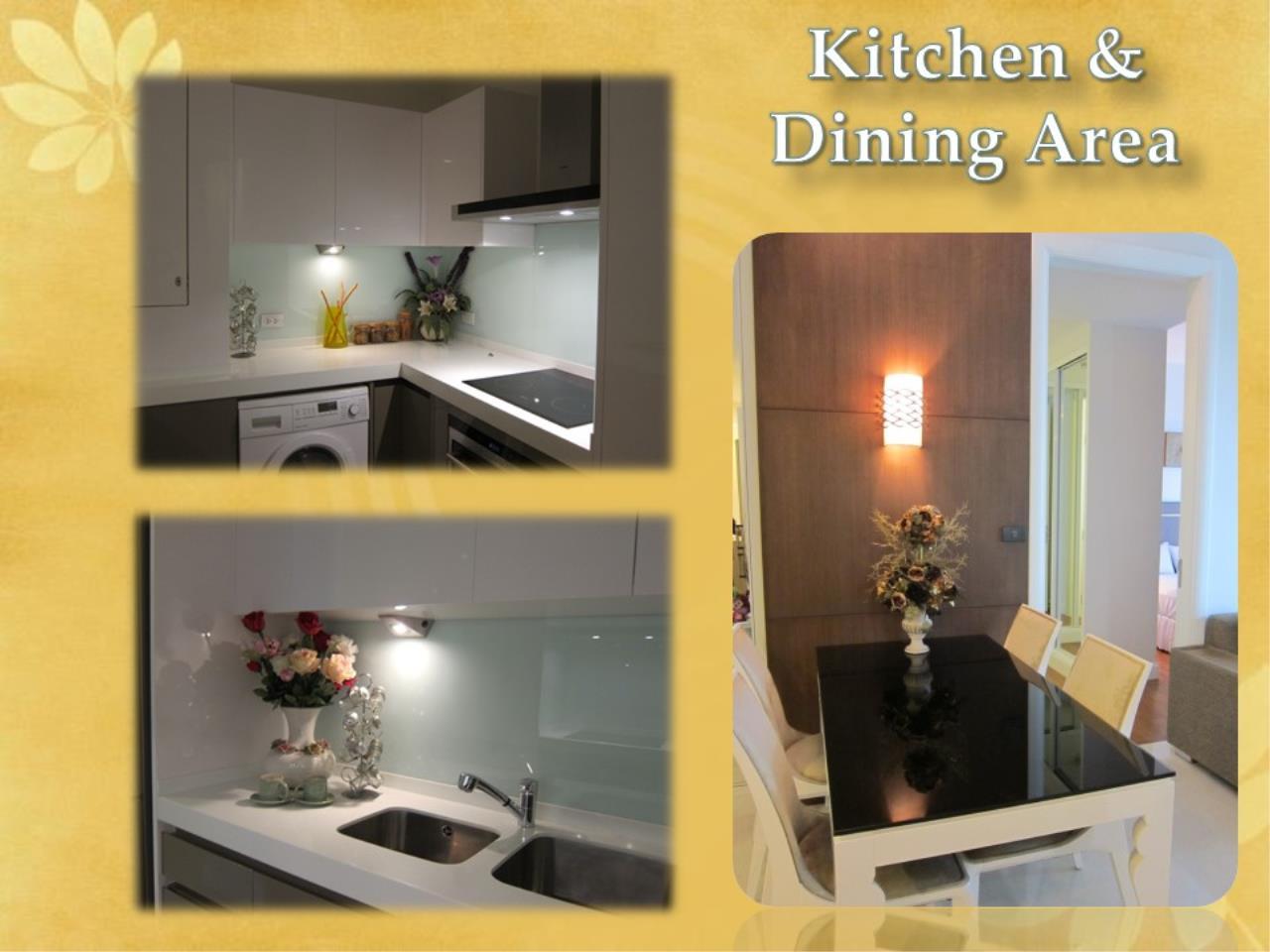 Piri Property Agency's 2 bedrooms Condominiumon 18 floor For Rent 4