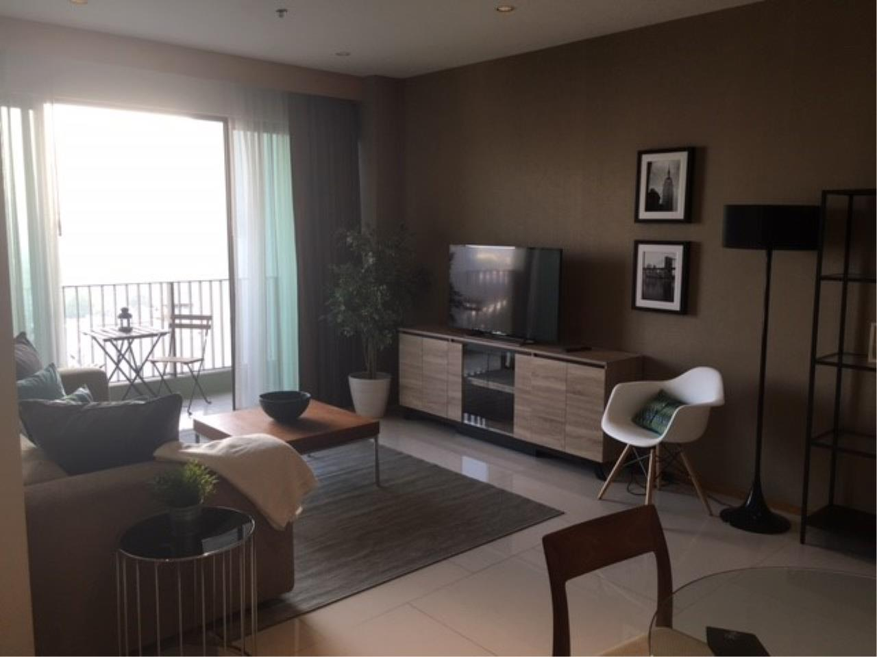 Piri Property Agency's one bedroom Condominiumon 19 floor For Rent 2