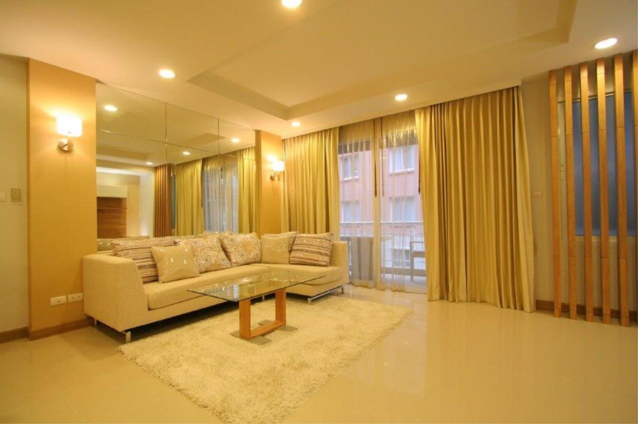 Piri Property Agency's 2 bedrooms Condominiumon 3 floor For Rent 1
