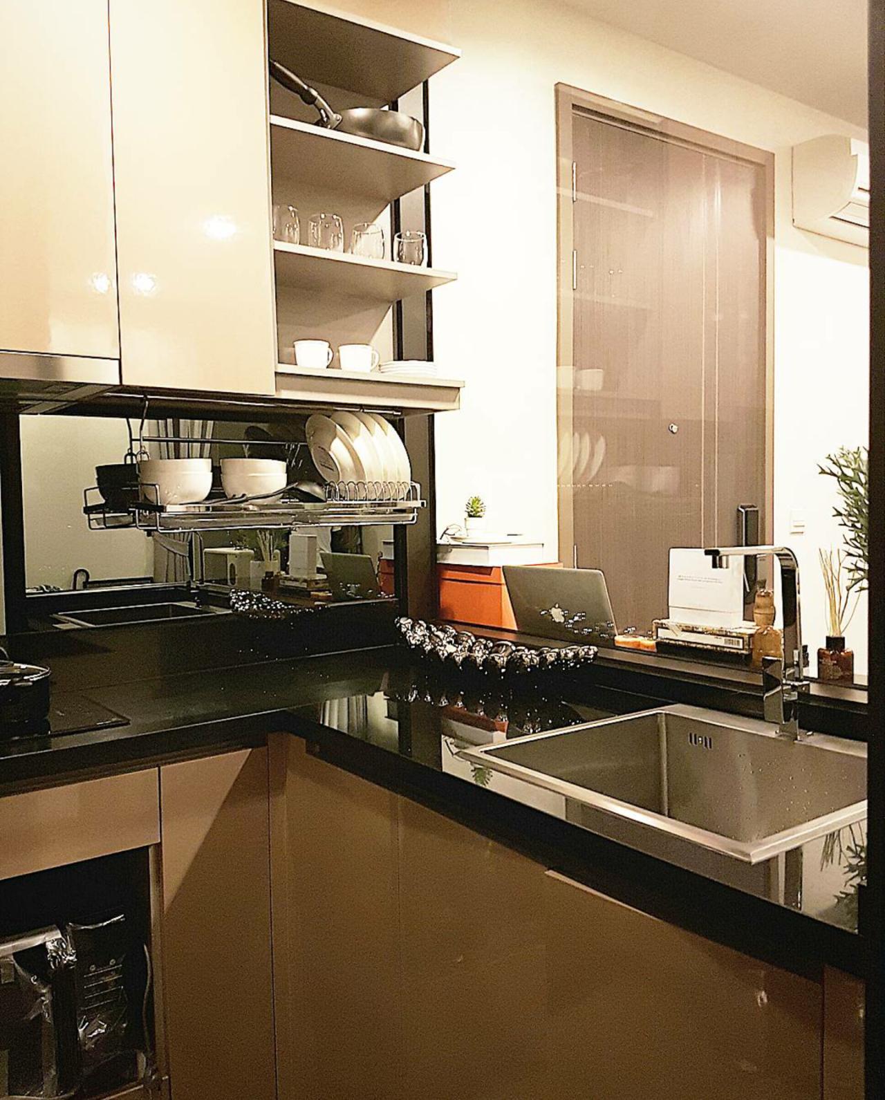 Piri Property Agency's one bedroom Condominiumon 15 floor For Rent 5