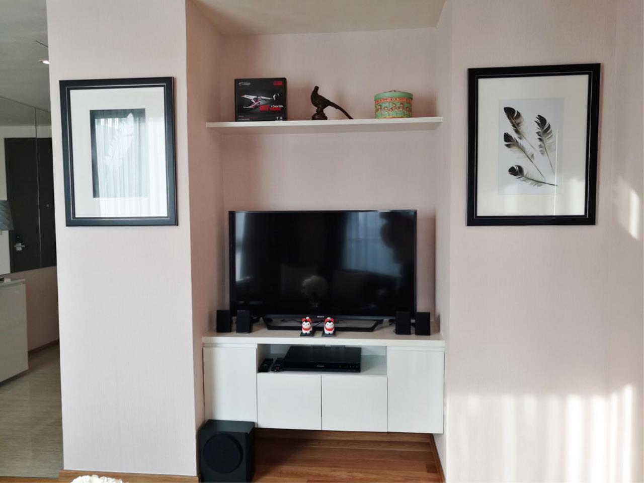 Piri Property Agency's 2 bedrooms Condominiumon 12A floor floor For Rent 2