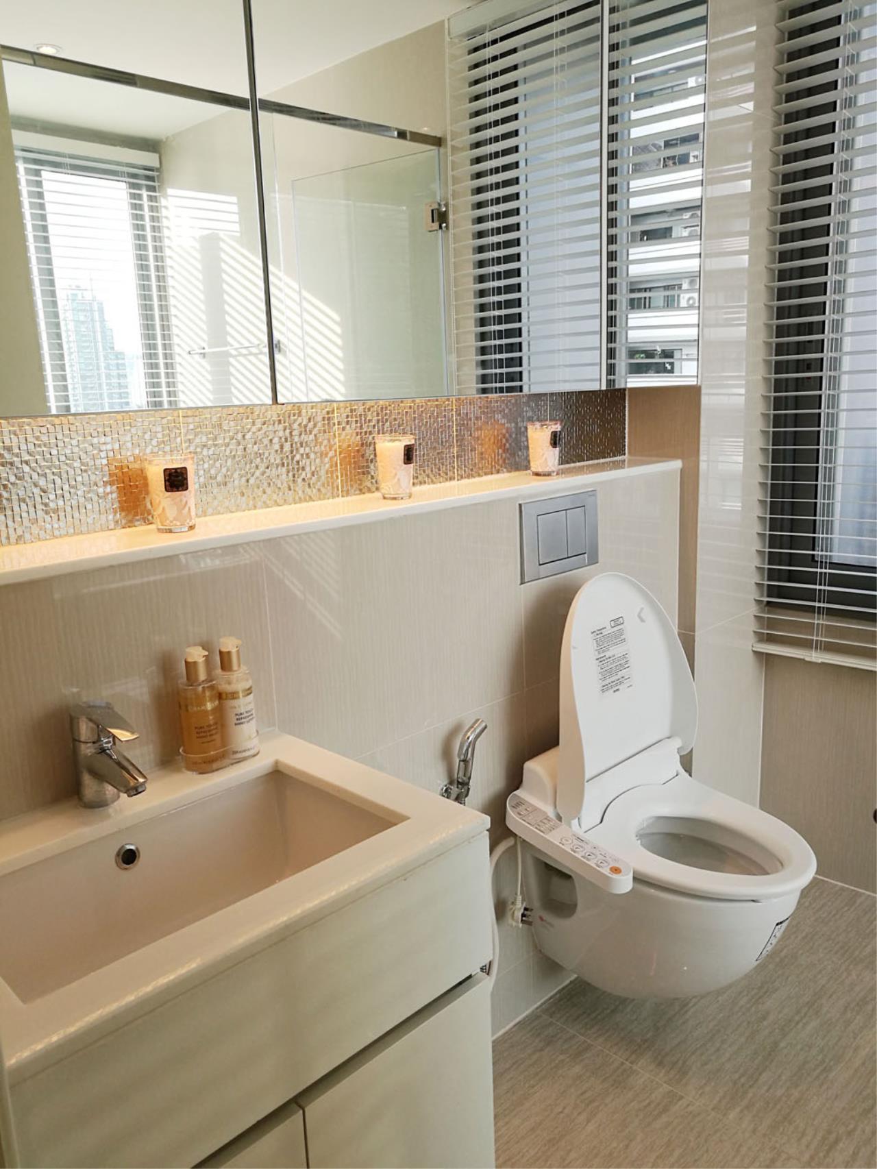 Piri Property Agency's 2 bedrooms Condominiumon 12A floor floor For Rent 8