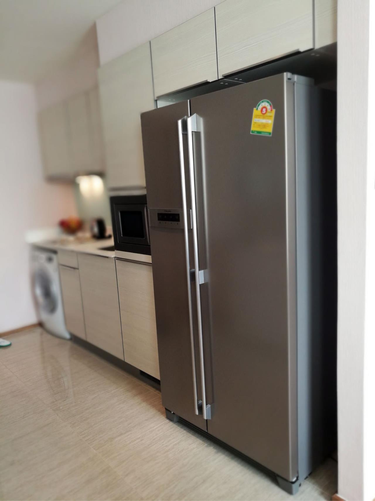 Piri Property Agency's 2 bedrooms Condominiumon 12A floor floor For Rent 12