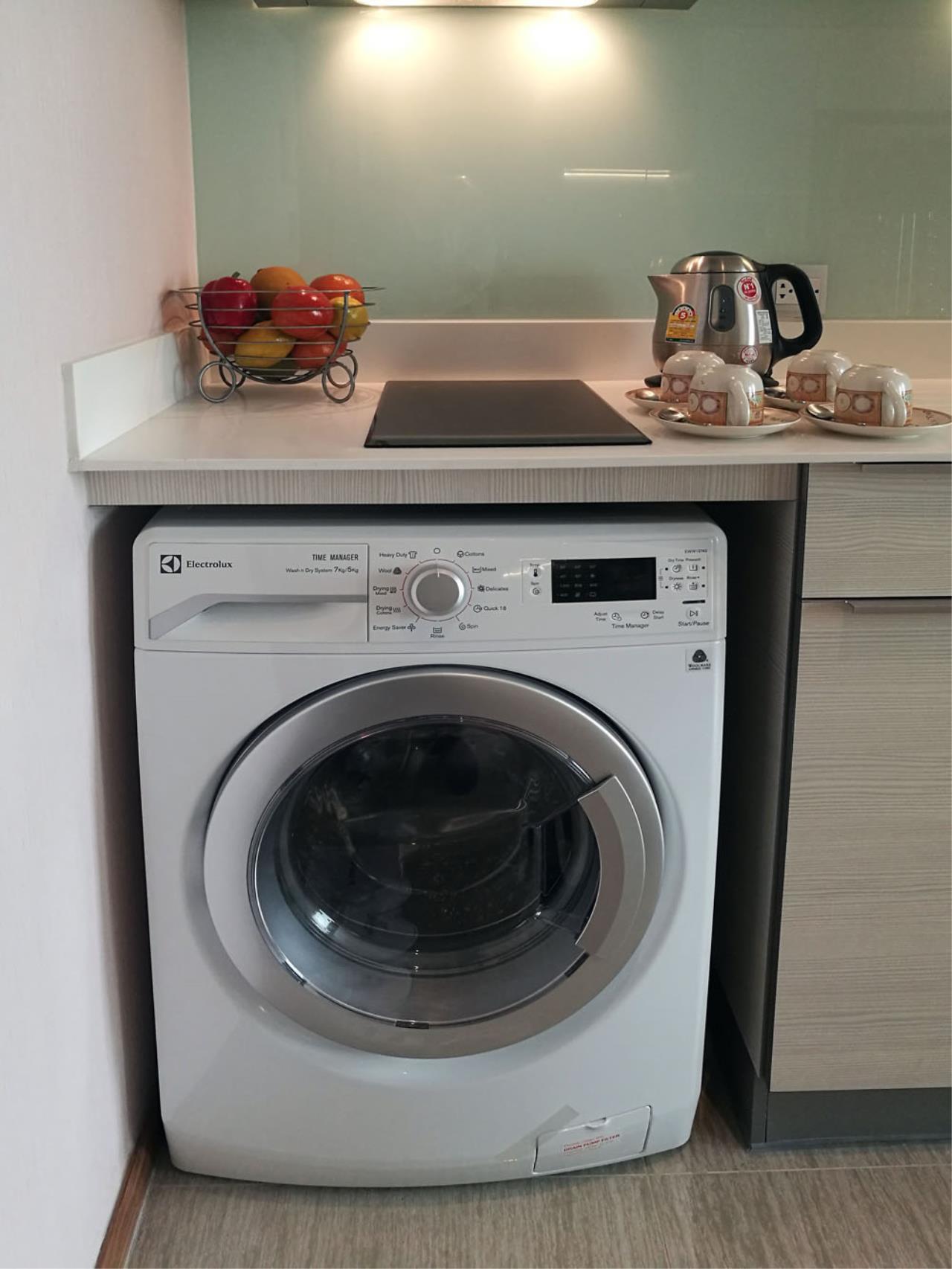 Piri Property Agency's 2 bedrooms Condominiumon 12A floor floor For Rent 11