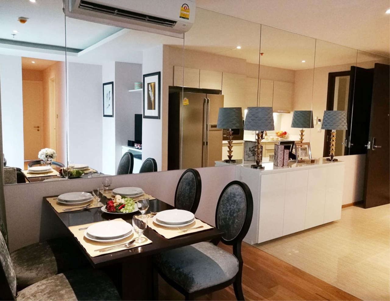 Piri Property Agency's 2 bedrooms Condominiumon 12A floor floor For Rent 1