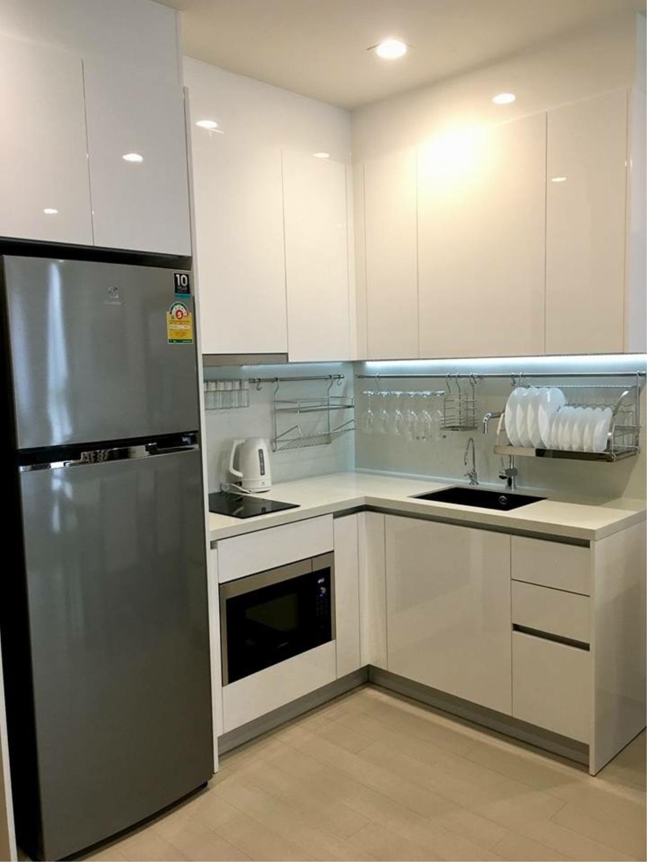 Piri Property Agency's one bedroom Condominiumon 4 floor For Rent 4