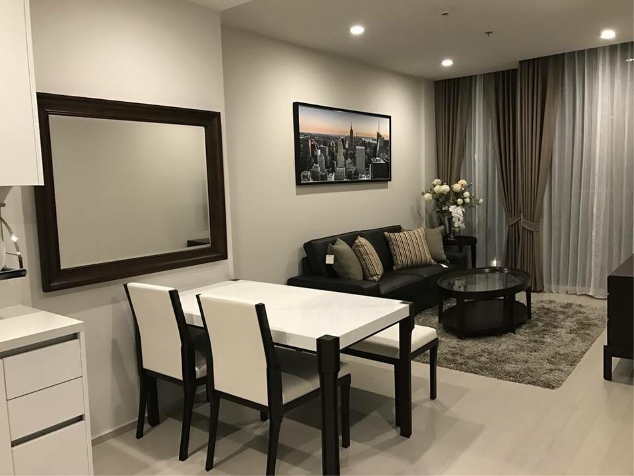 Piri Property Agency's one bedroom Condominiumon 4 floor For Rent 2