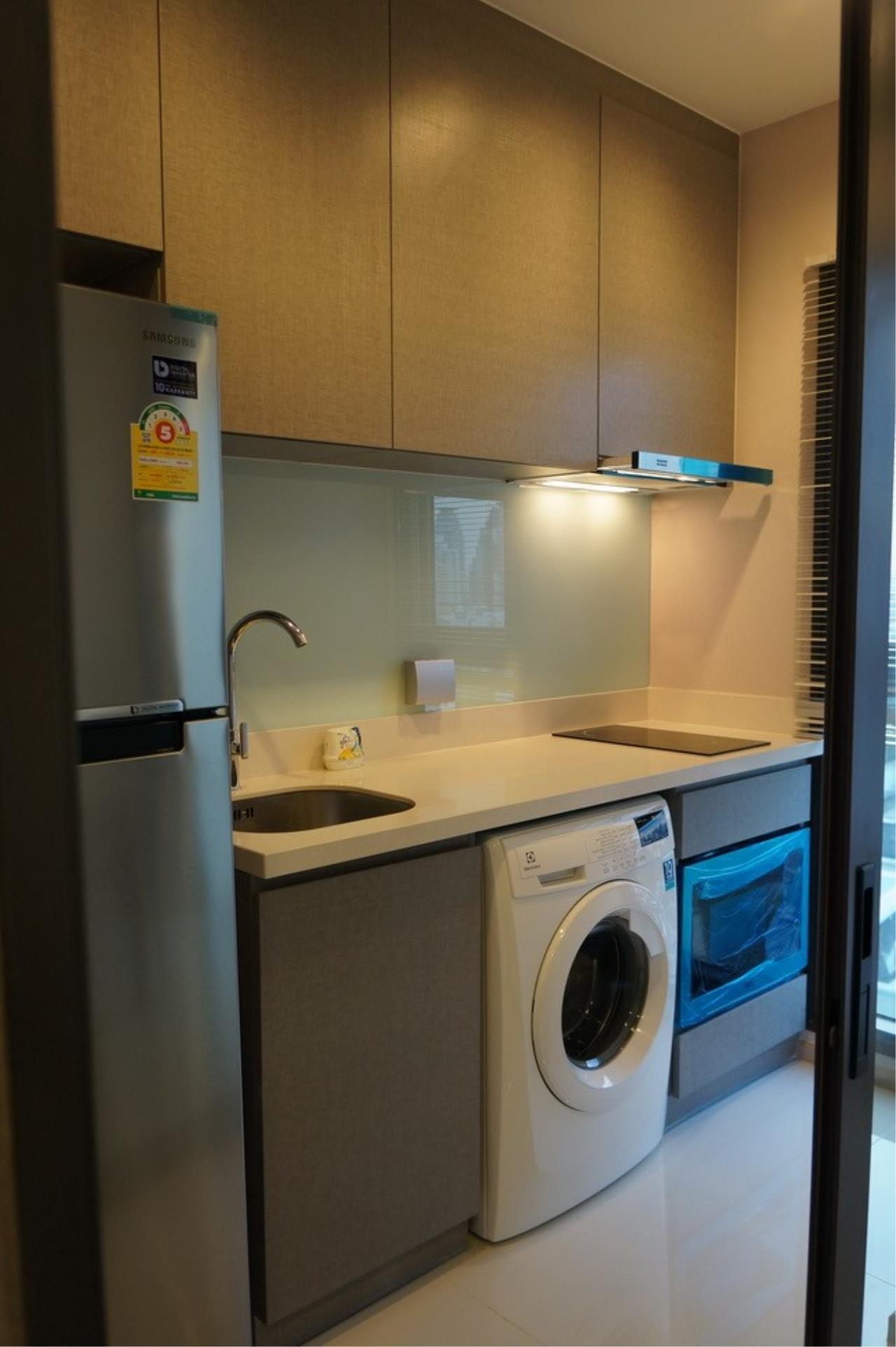 Piri Property Agency's one bedroom Condominiumon 14 floor For Rent 8