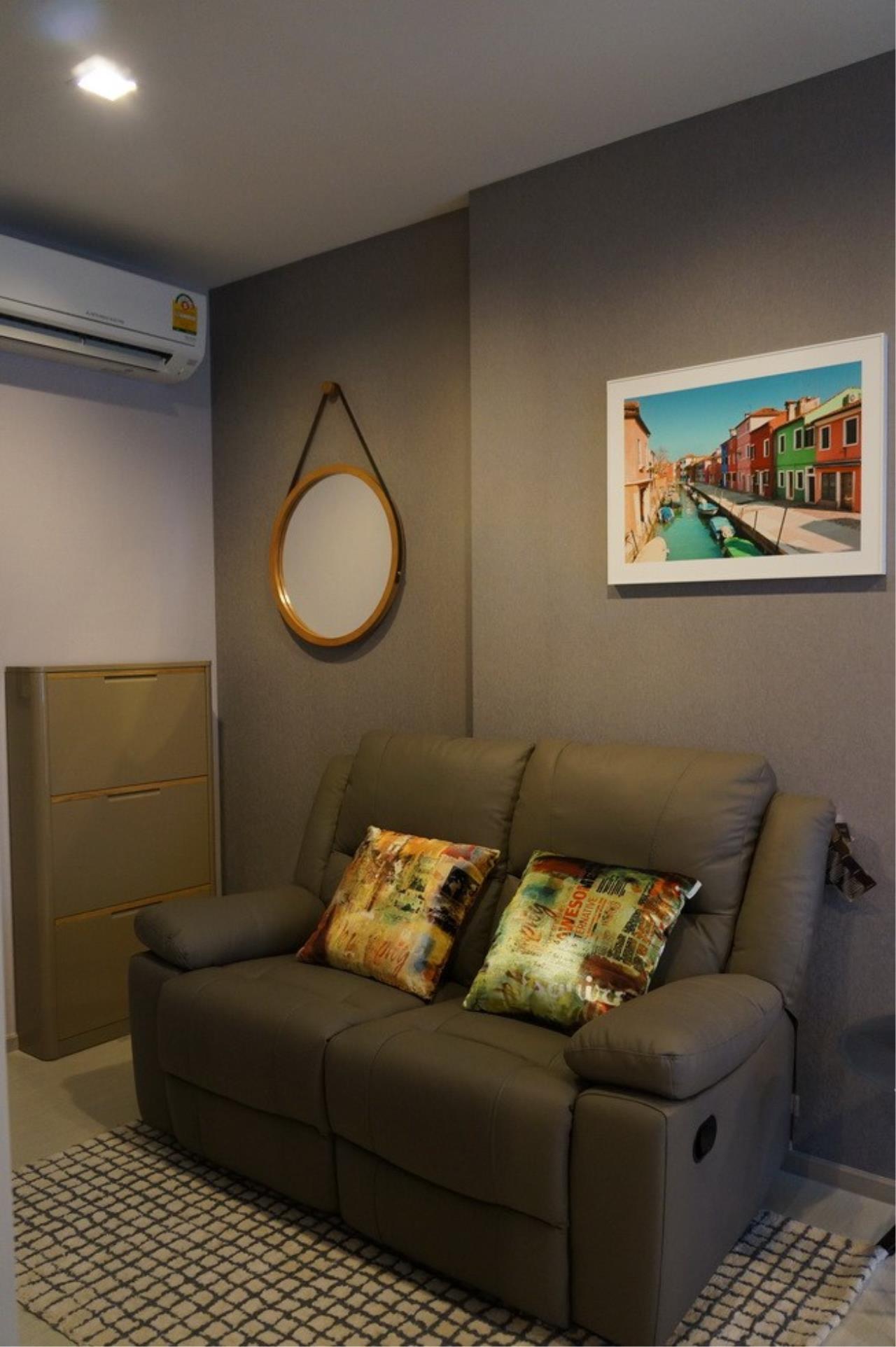 Piri Property Agency's one bedroom Condominiumon 14 floor For Rent 5