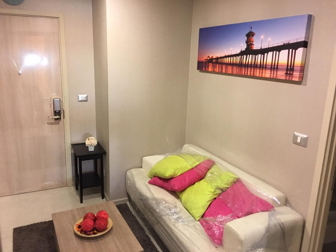 Piri Property Agency's one bedroom Condominiumon 3 floor For Rent 3
