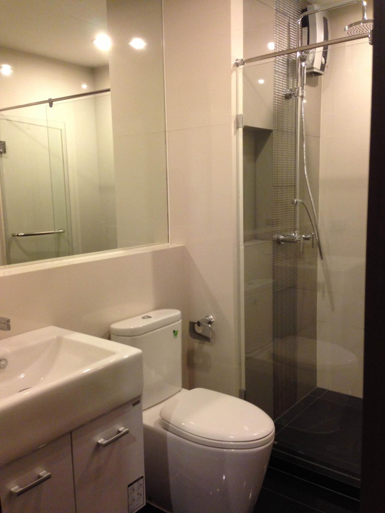 Piri Property Agency's one bedroom Condominiumon 8 floor For Rent 5
