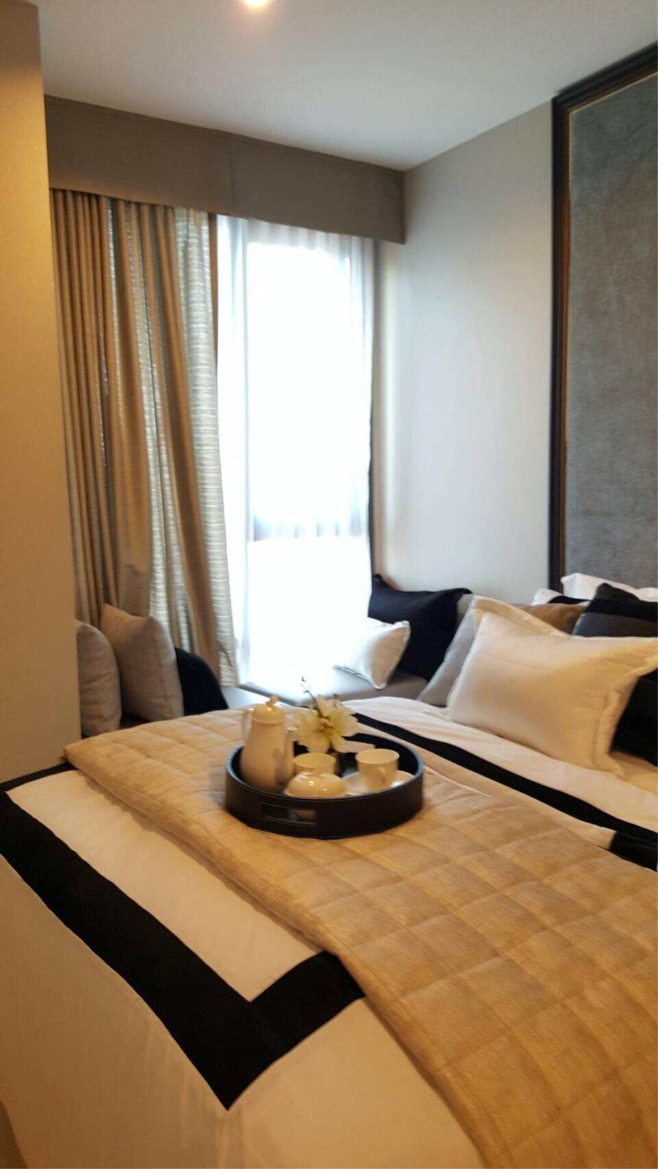 Piri Property Agency's one bedroom Condominiumon 16 floor For Rent 4
