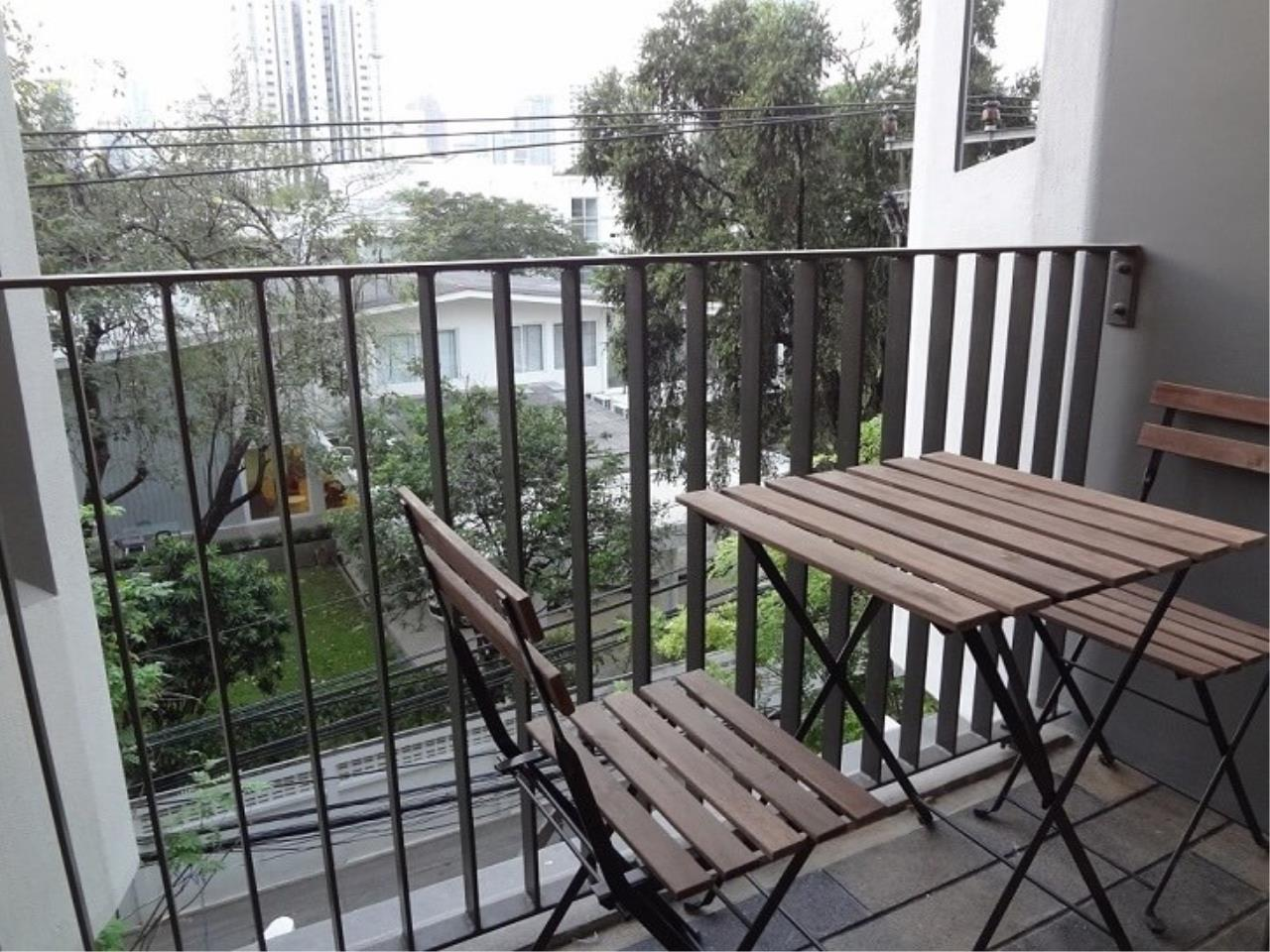 Piri Property Agency's one bedroom Condominiumon 3 floor For Rent 12