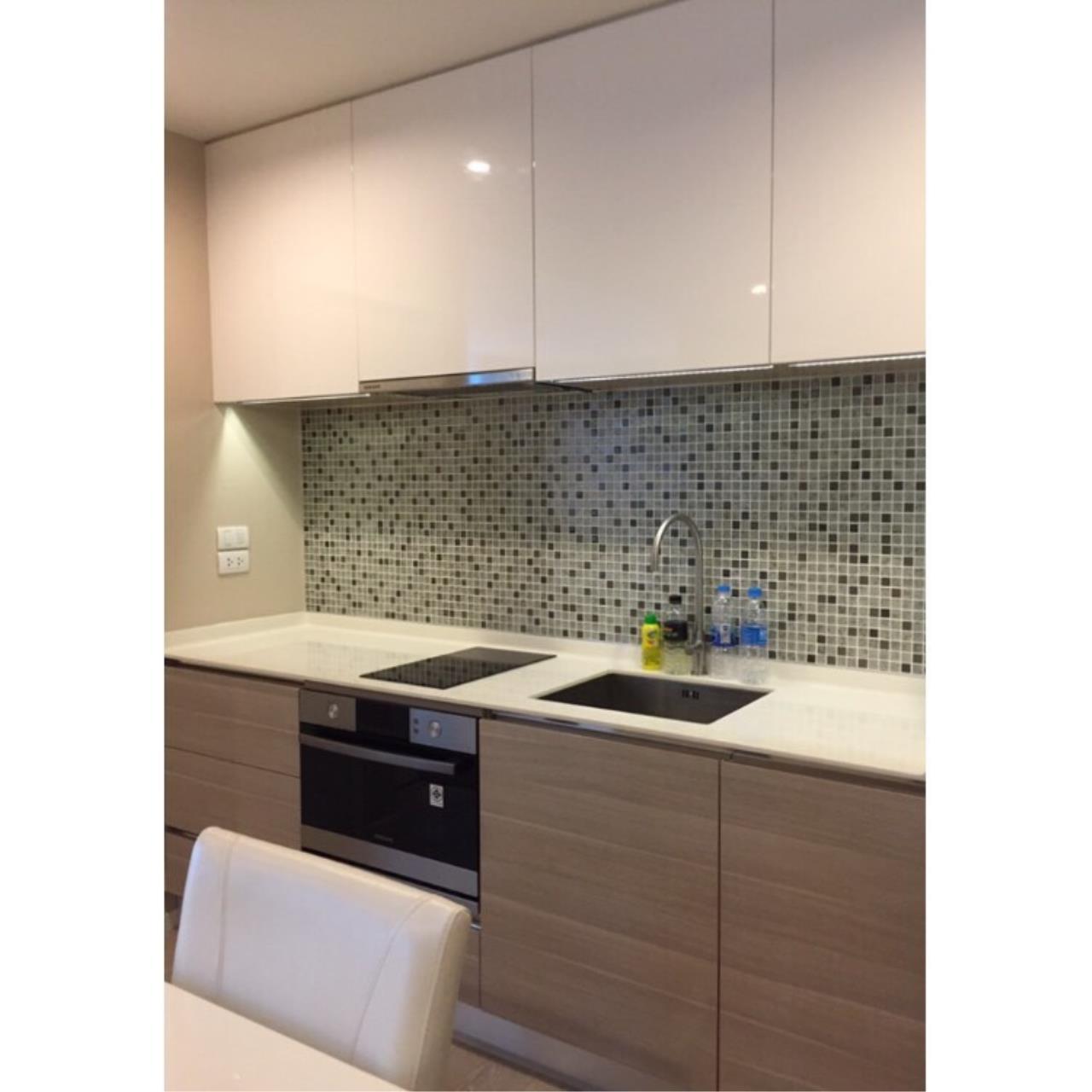 Piri Property Agency's one bedroom Condominiumon 7 floor For Rent 8