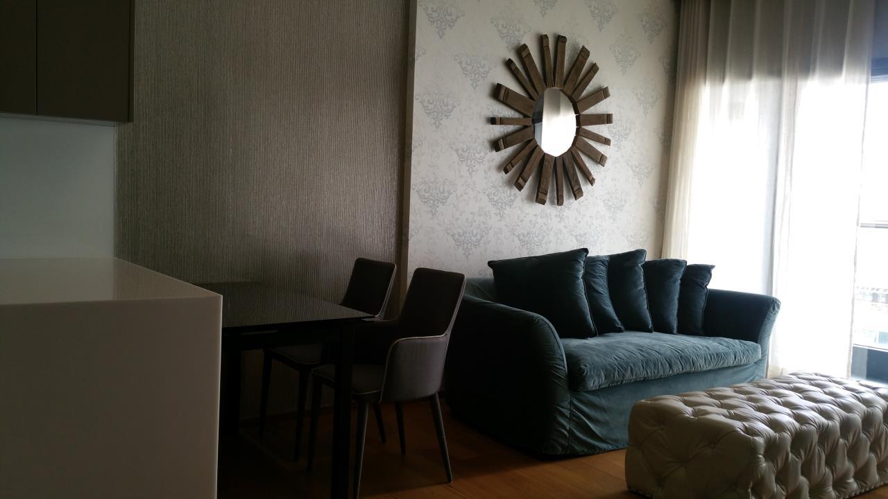 Piri Property Agency's 2 bedrooms Condominiumon 14 floor For Rent 1