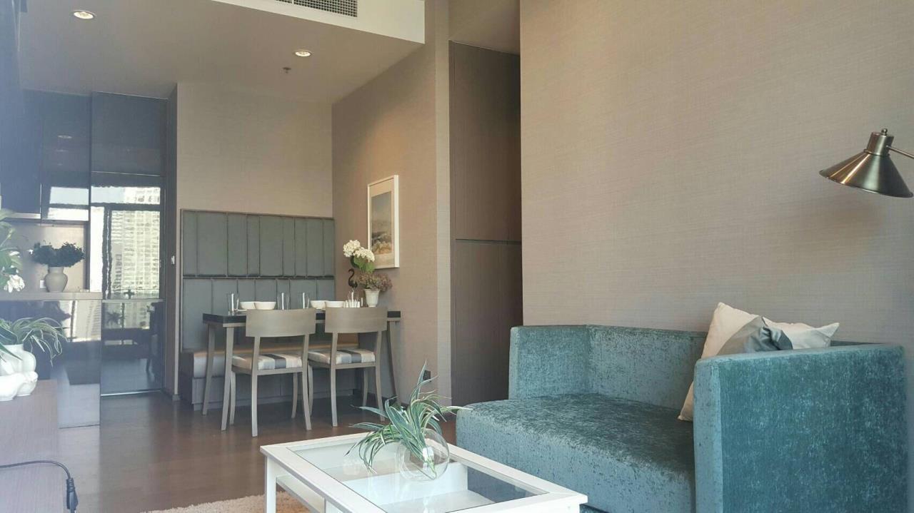 Piri Property Agency's 2 bedrooms Condominiumon 22 floor For Rent 4