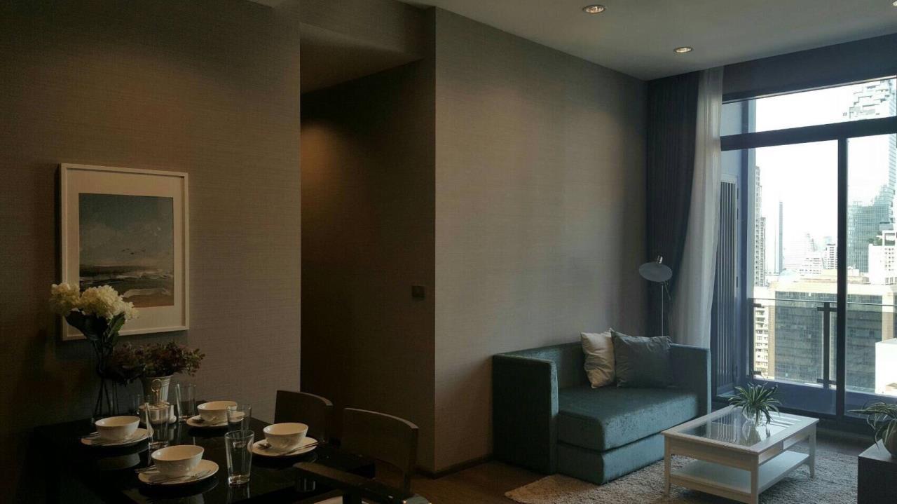 Piri Property Agency's 2 bedrooms Condominiumon 22 floor For Rent 1