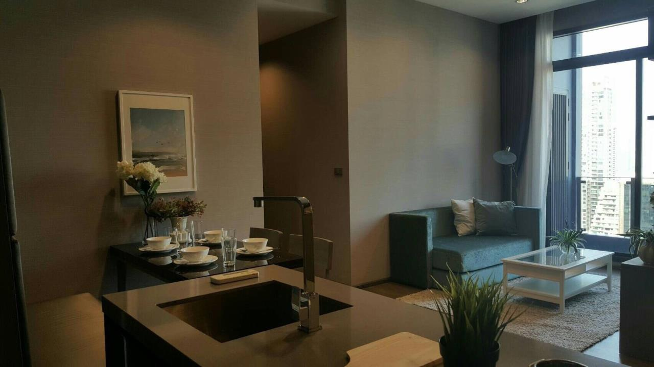 Piri Property Agency's 2 bedrooms Condominiumon 22 floor For Rent 8