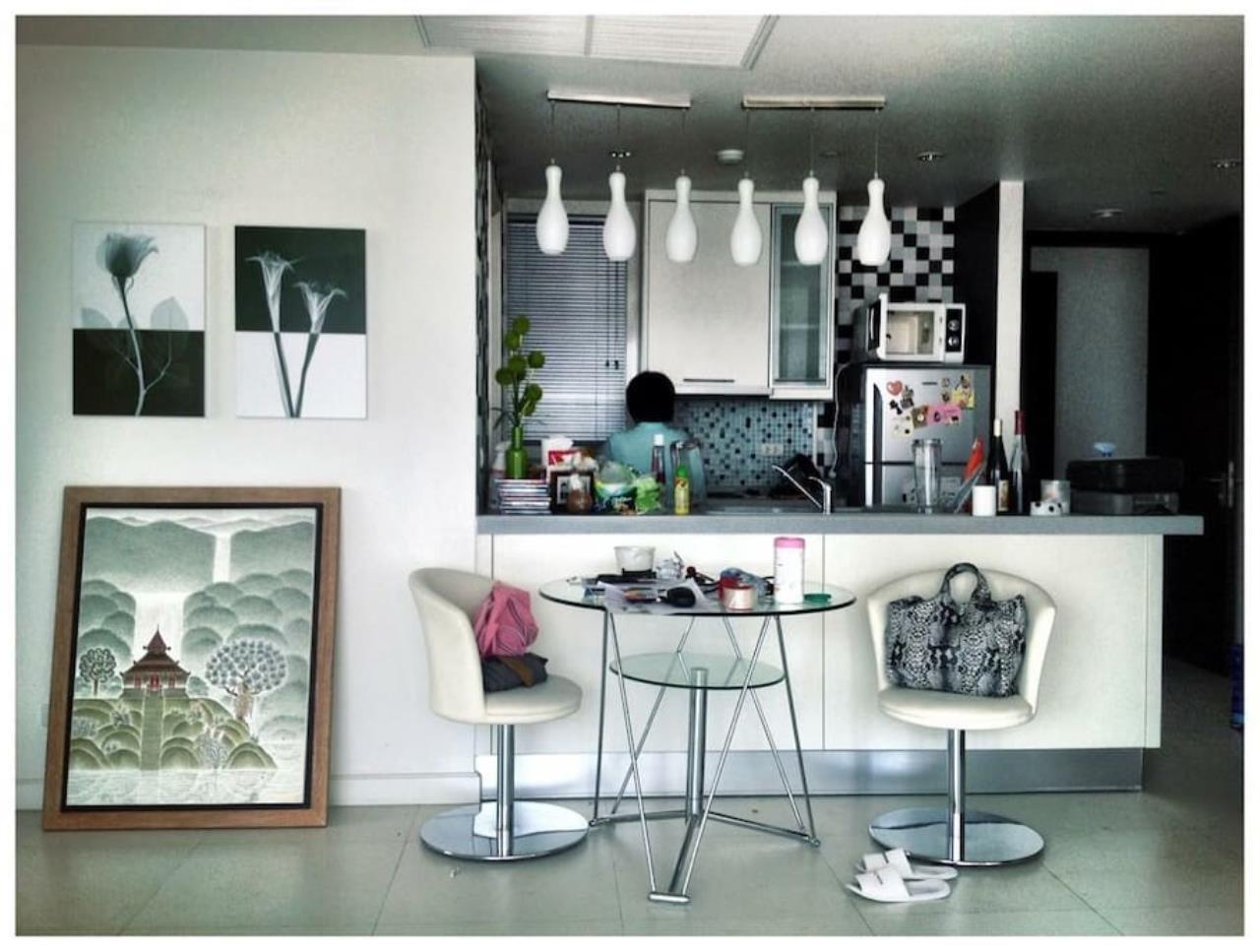Piri Property Agency's 2 bedrooms Condominiumon 27 floor For Rent 4