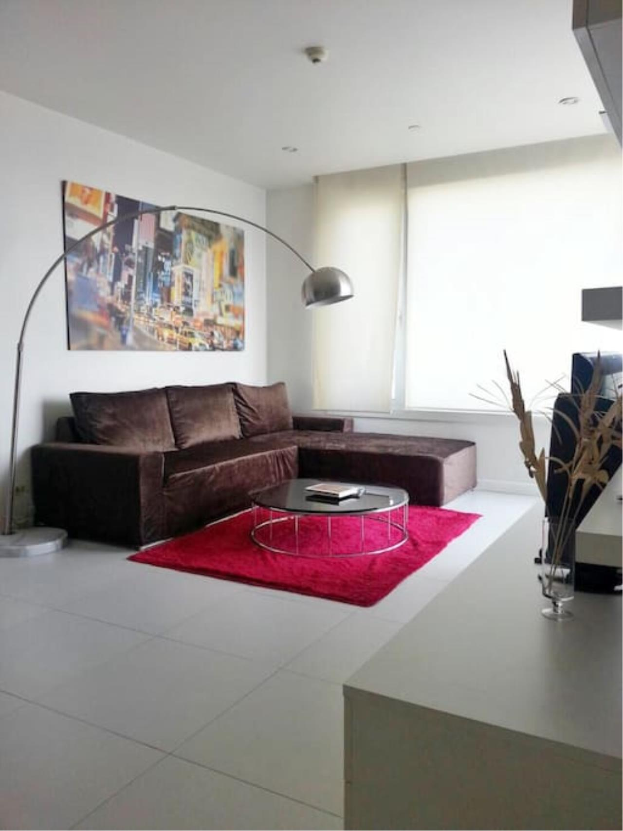 Piri Property Agency's 2 bedrooms Condominiumon 27 floor For Rent 1