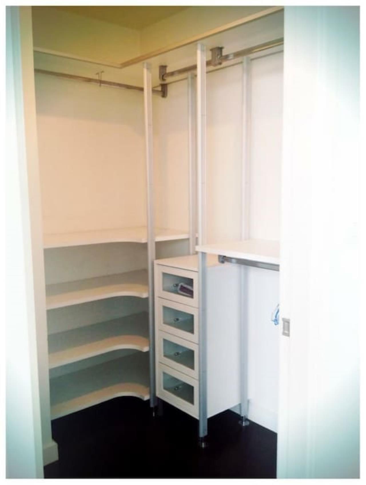 Piri Property Agency's 2 bedrooms Condominiumon 27 floor For Rent 7