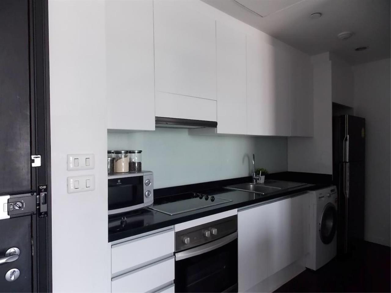 Piri Property Agency's 2 bedrooms Condominiumon 33 floor For Rent 6