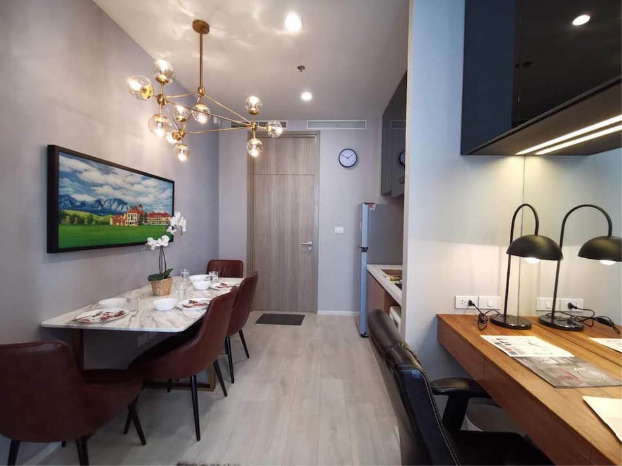 Agent - Maliwan Agency's Condo for Rent  Noble Ploenchit BTS ploenchit 45 sqm 1bedroom 1bathroom Garden view 7