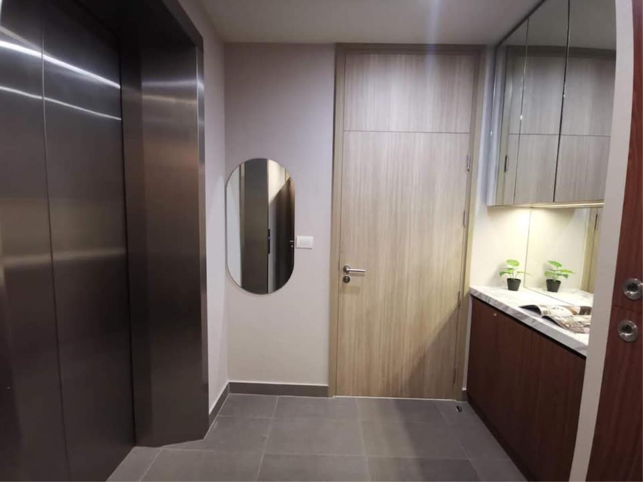 Agent - Maliwan Agency's Condo for Rent  Noble Ploenchit BTS ploenchit 45 sqm 1bedroom 1bathroom Garden view 9