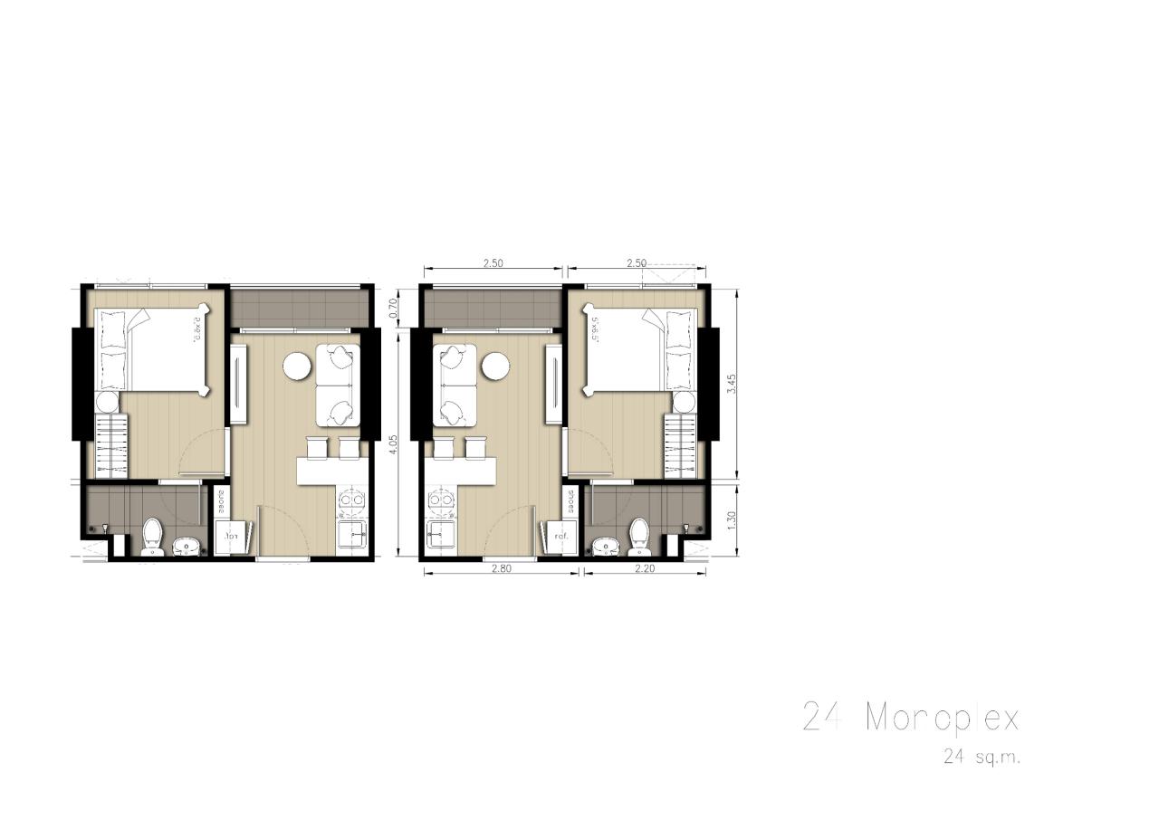 BCP Estate International Agency's 1 Bedroom Knightsbridge Prime Sathorn 3