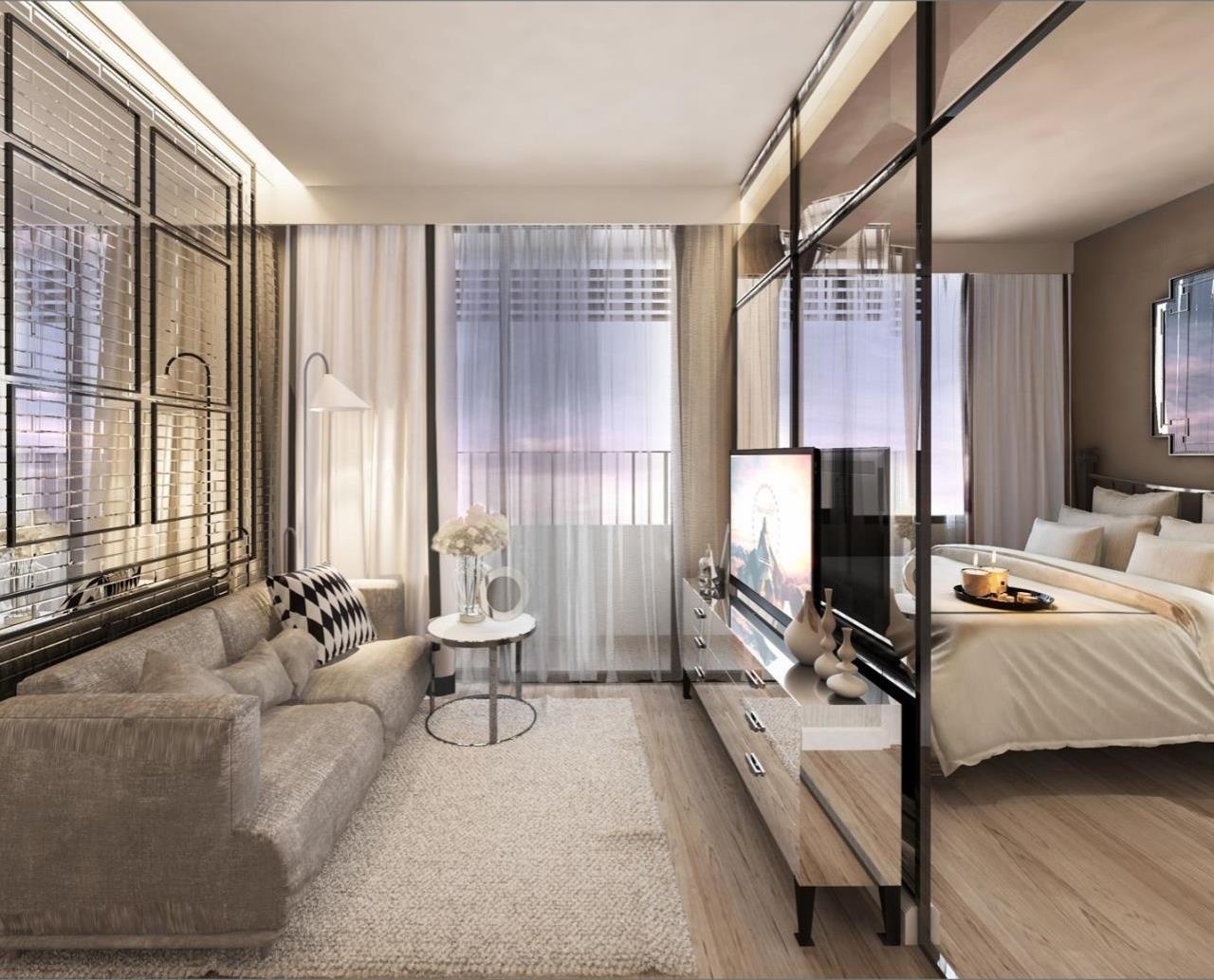 BCP Estate International Agency's 1 Bedroom Knightsbridge Prime Sathorn 1