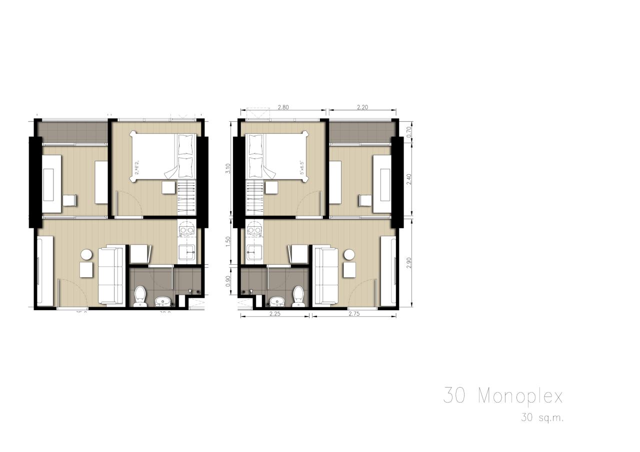 BCP Estate International Agency's 1 Bedroom Plus Knightsbridge Prime Sathorn 4