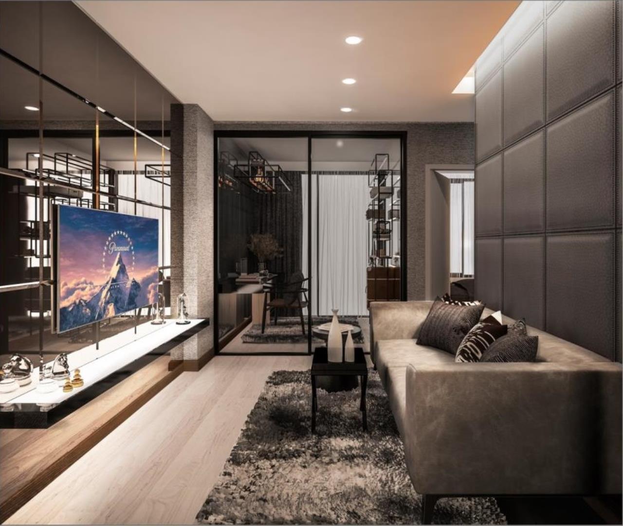 BCP Estate International Agency's 1 Bedroom Plus Knightsbridge Prime Sathorn 1