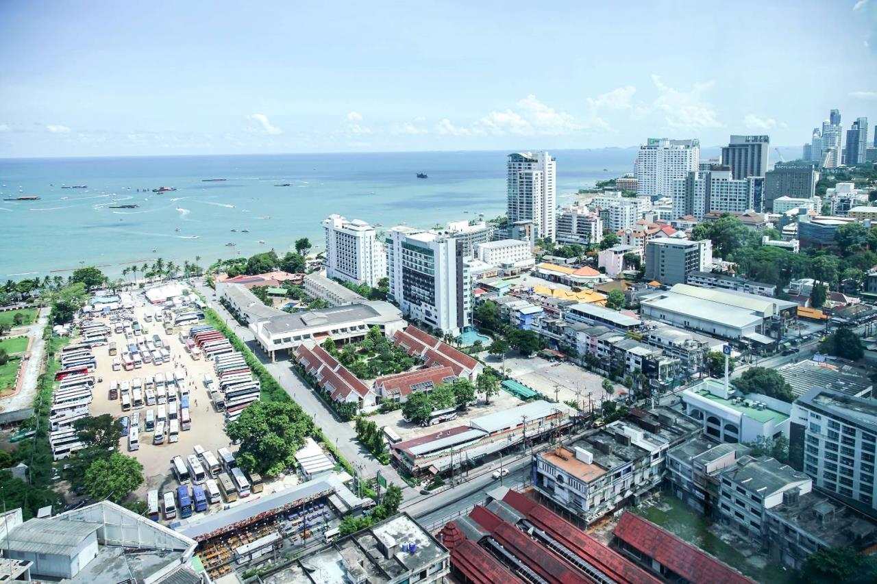 Centric C Realty Agency's Centric sea pattaya 2 Rd 9