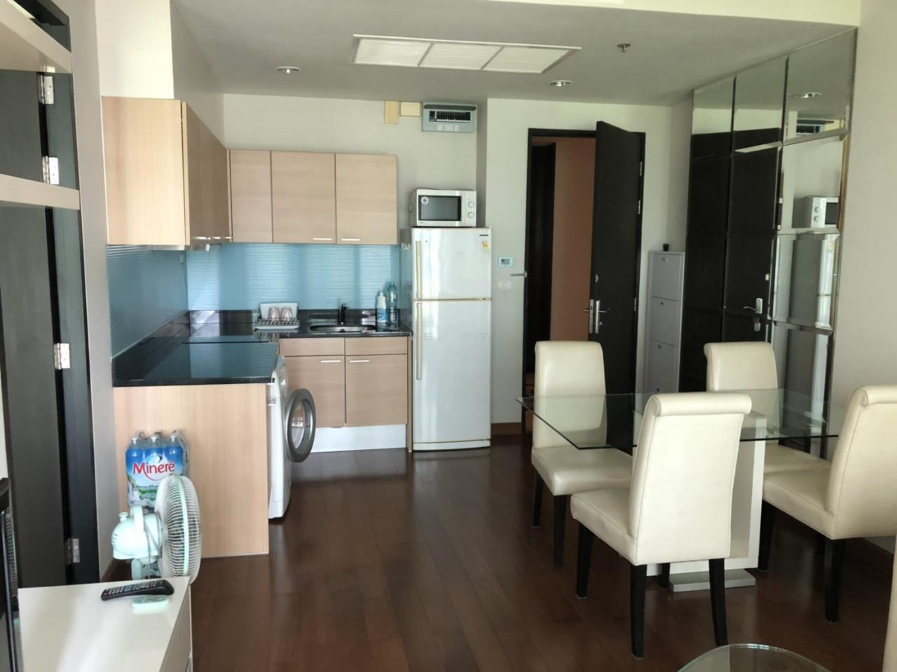 We Agent Agency's for Rent - The Address Chidlom - 1 bed 56 Sqm. - 35,000THB  4