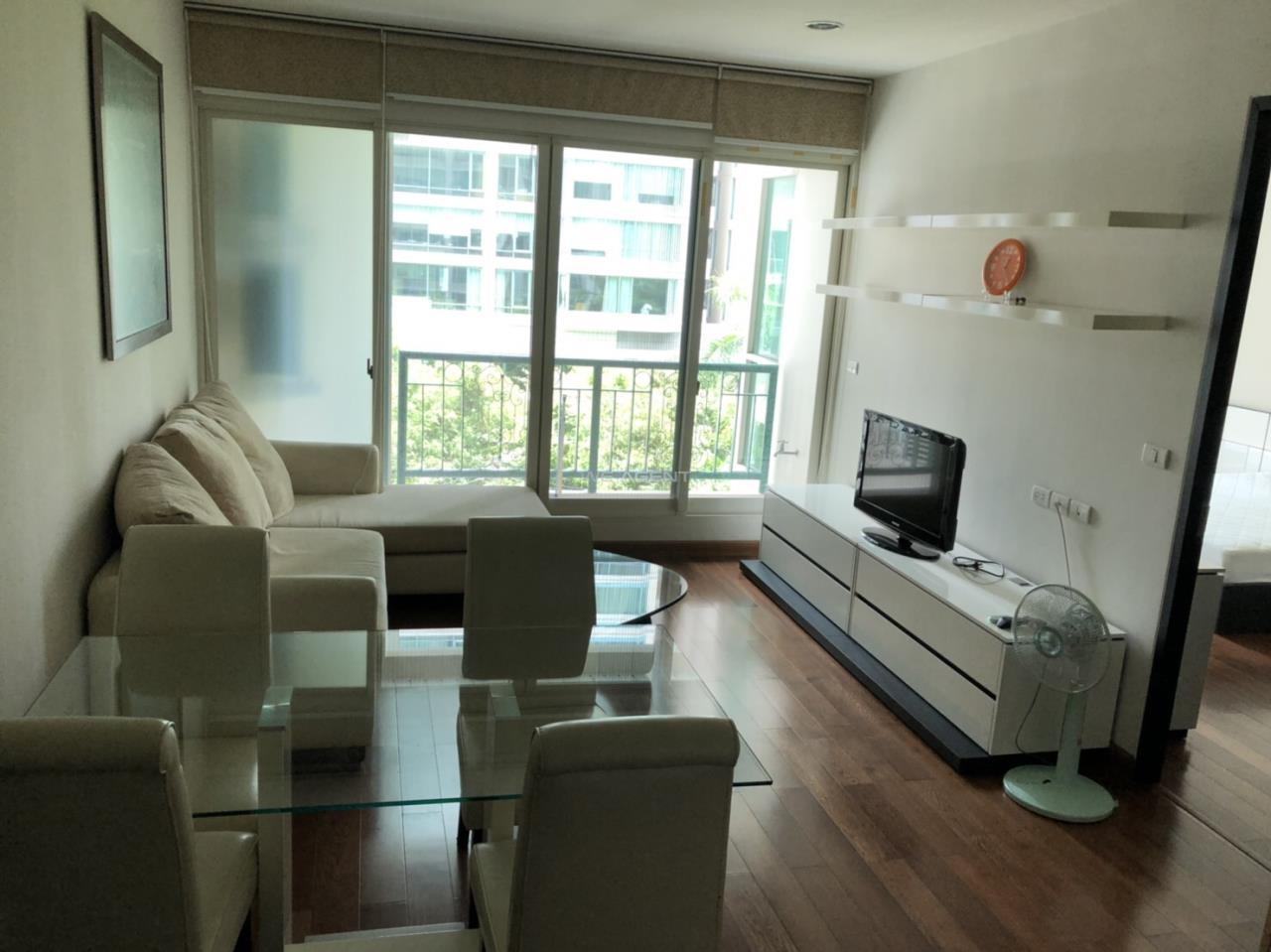 We Agent Agency's for Rent - The Address Chidlom - 1 bed 56 Sqm. - 35,000THB  3