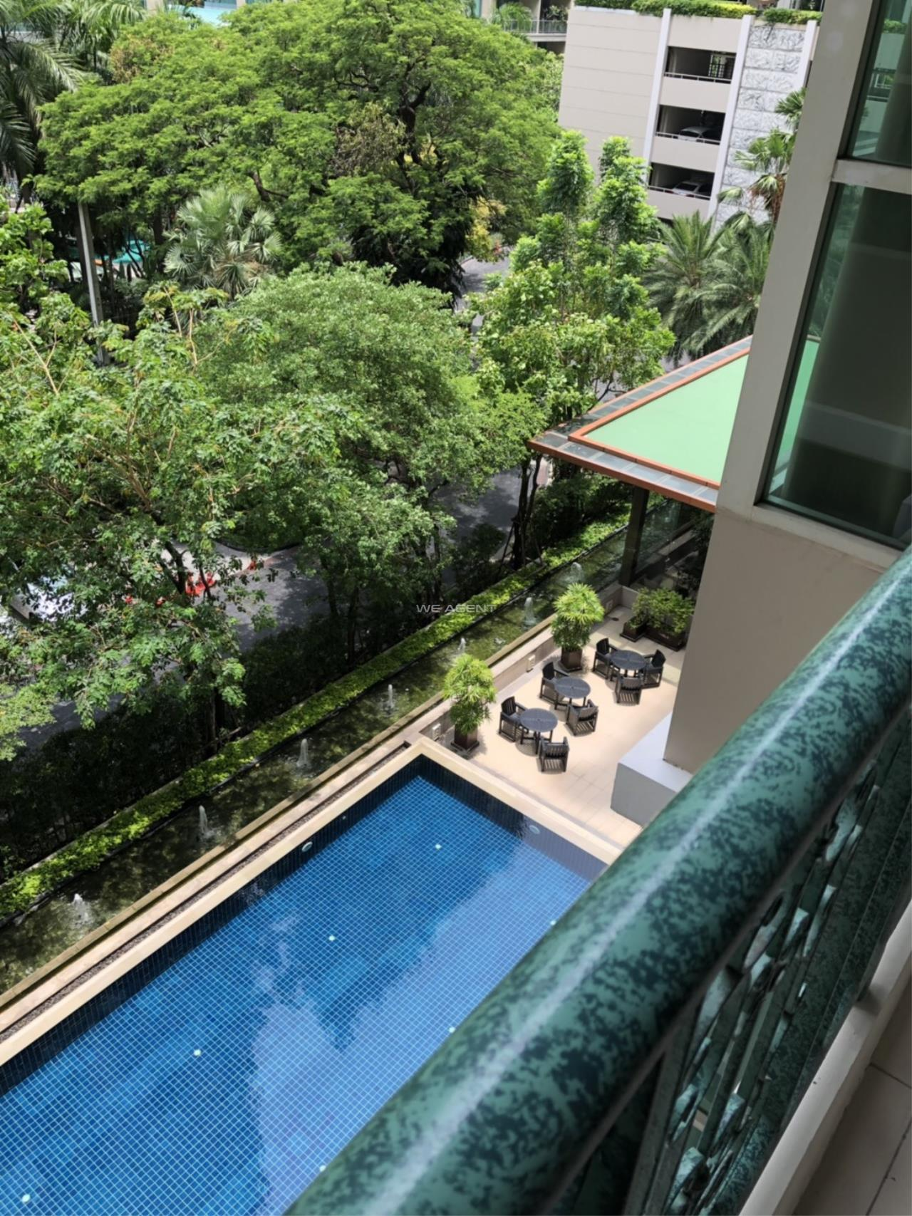 We Agent Agency's for Rent - The Address Chidlom - 1 bed 56 Sqm. - 35,000THB  7