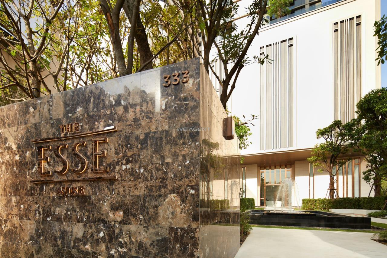 We Agent Agency's The Esse Asoke - 9.99MB -  46.25 sqm. 4