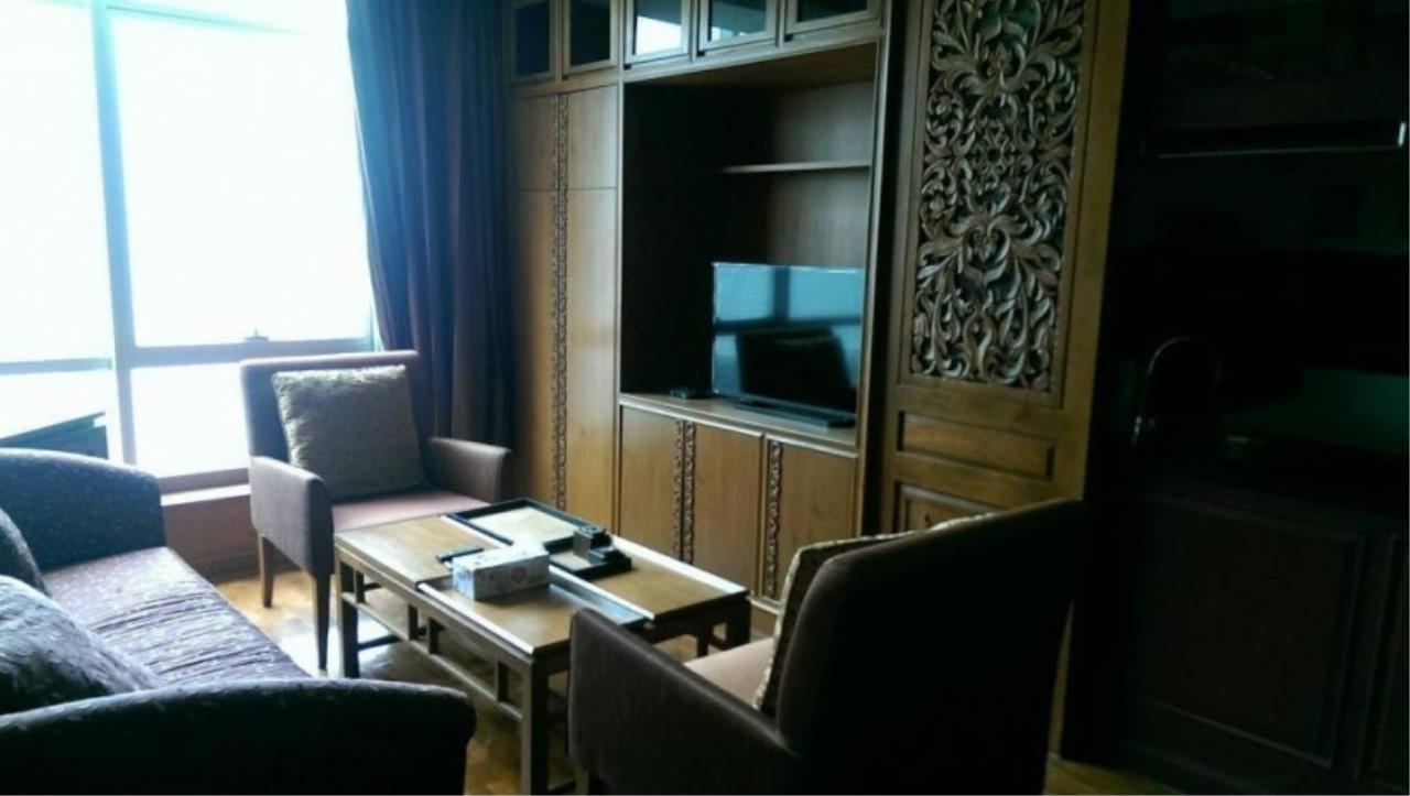 The One Residence Agency's condominium for Sale at Baan Sathorn Chaopraya , 1BR , 1BA , 60SQM 1