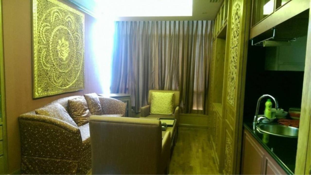 The One Residence Agency's condominium for Sale at Baan Sathorn Chaopraya , 1BR , 1BA , 60SQM 2