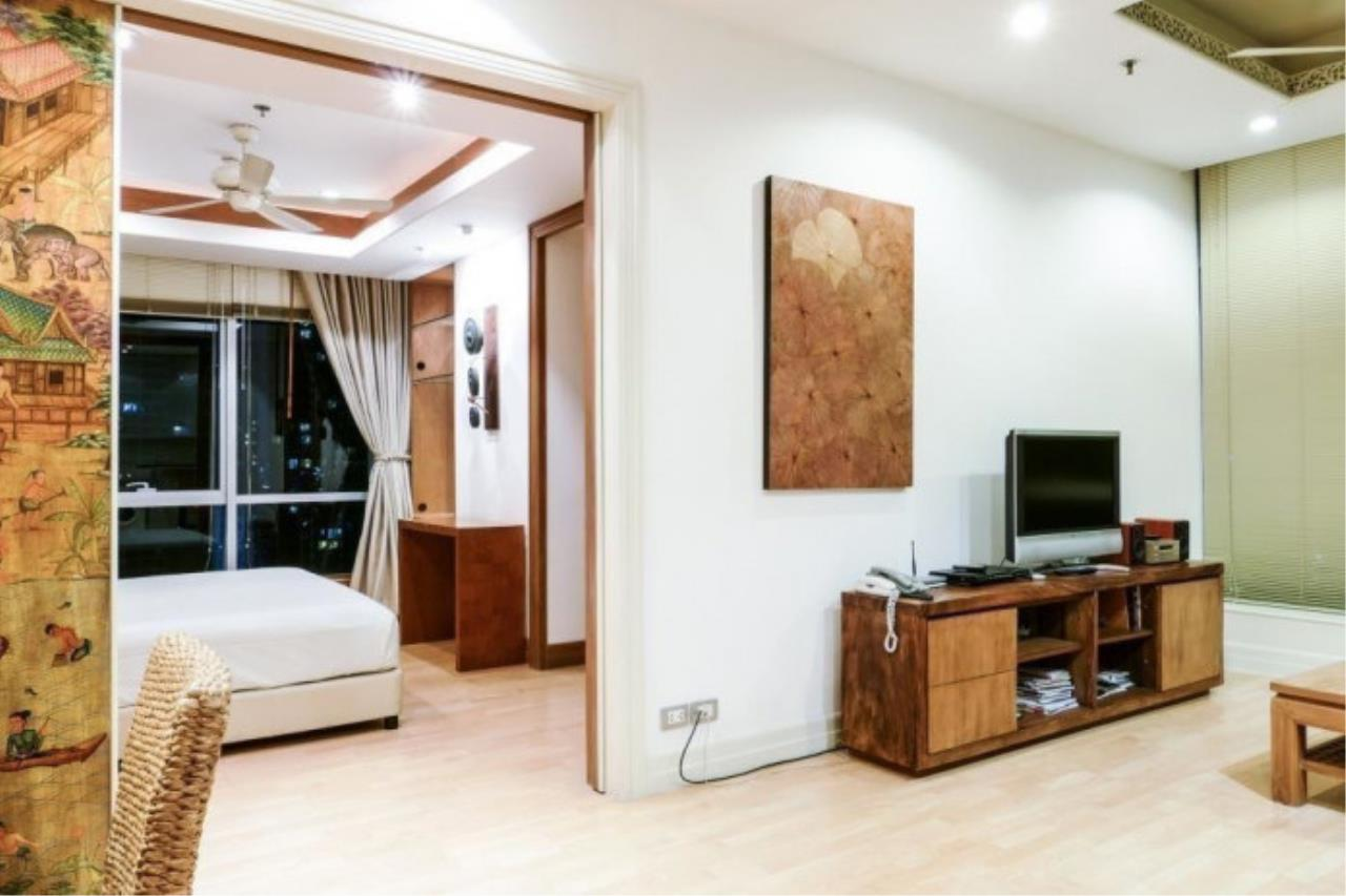 The One Residence Agency's condominium for Sale at Baan Sathorn Chaopraya , 2BR , 2BA , 60SQM 6