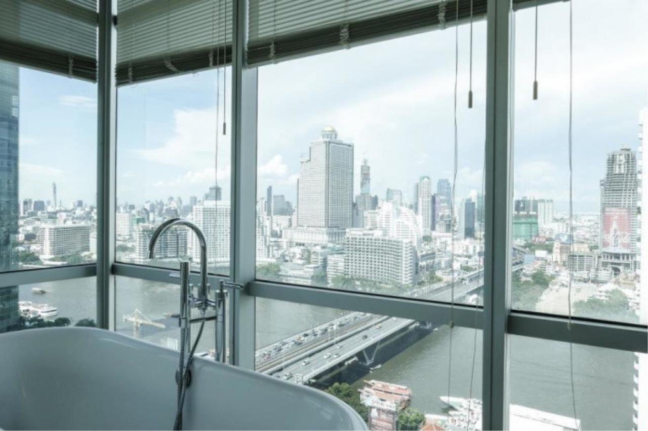 The One Residence Agency's condominium for Sale at Baan Sathorn Chaopraya , 2BR , 2BA , 60SQM 3