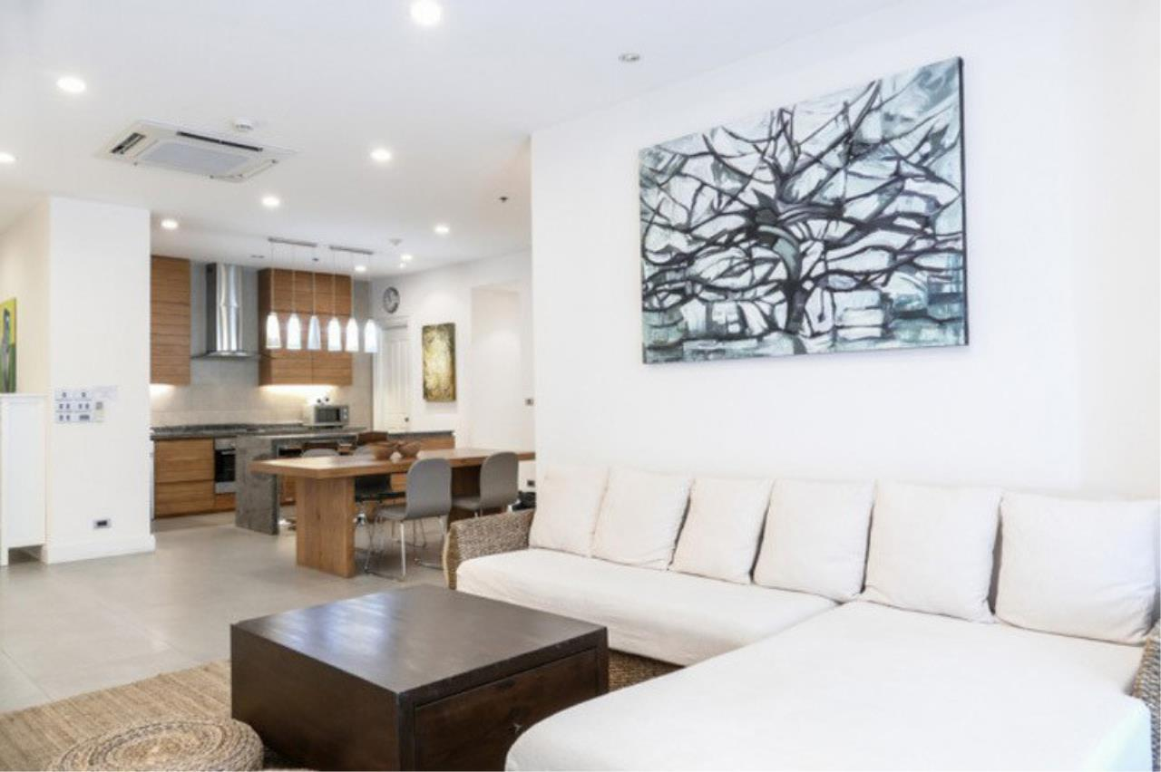 The One Residence Agency's condominium for Sale at Baan Sathorn Chaopraya , 2BR , 2BA , 140SQM 5