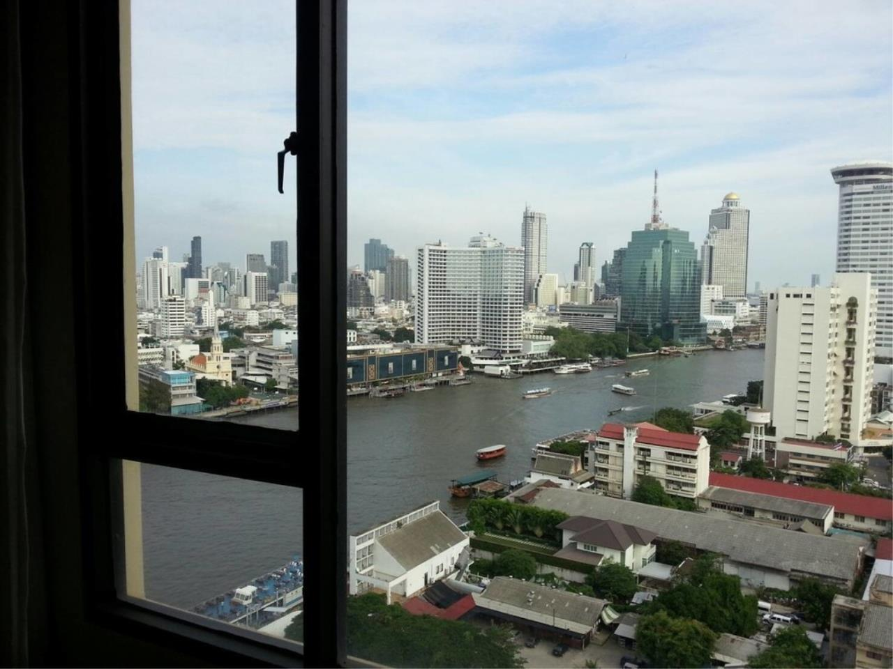 The One Residence Agency's condominium for Sale at Baan Sathorn Chaopraya , 2BR , 2BA , 64SQM 9