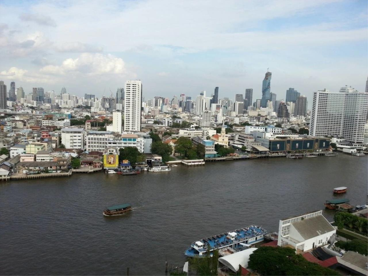 The One Residence Agency's condominium for Sale at Baan Sathorn Chaopraya , 2BR , 2BA , 64SQM 4