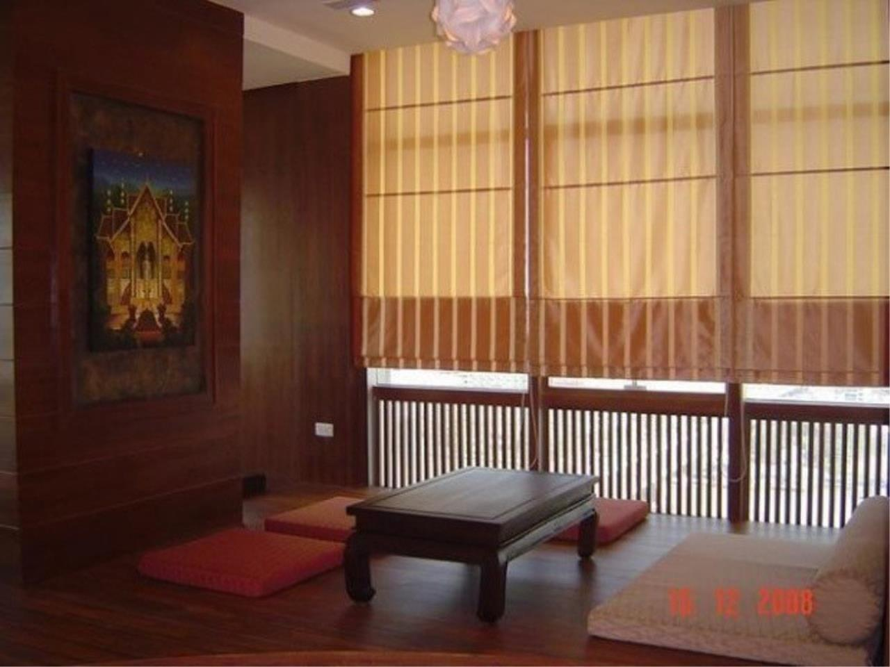 The One Residence Agency's condominium for rent at Baan Sathorn Chaopraya , 3BR , 2BA , 140SQM 4