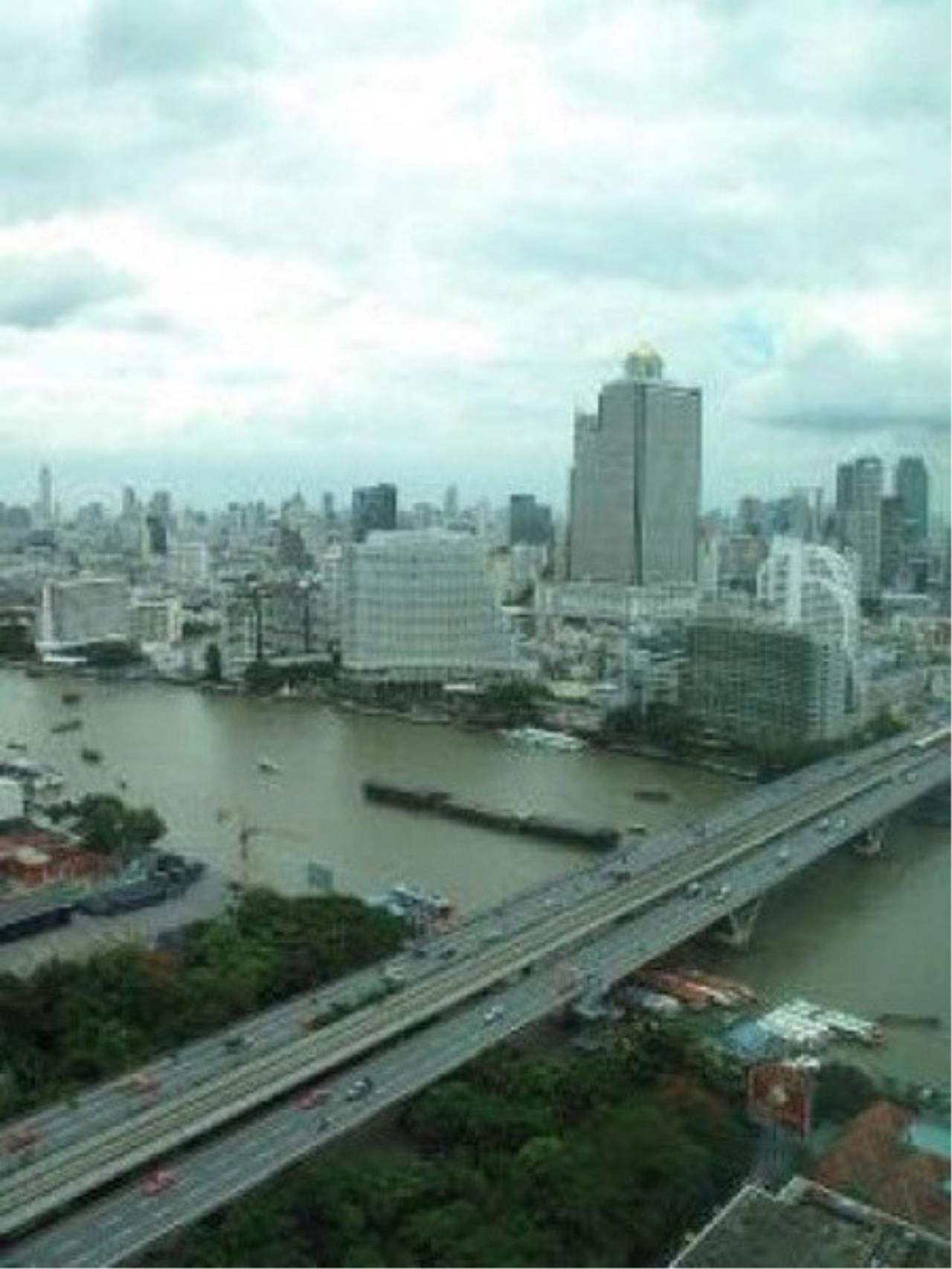 The One Residence Agency's condominium for rent at Baan Sathorn Chaopraya , 2BR , 1BA , 75SQM 2