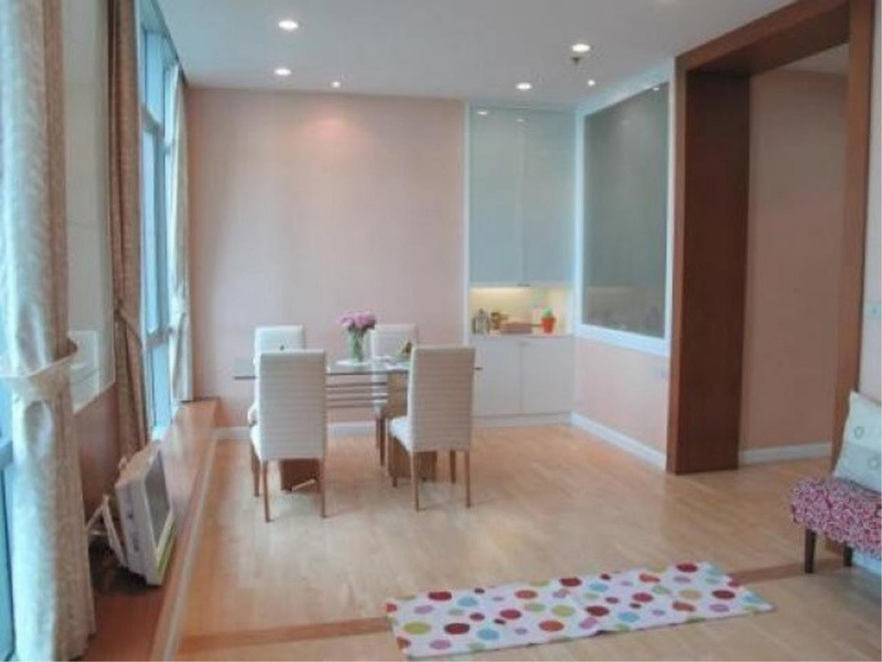 The One Residence Agency's condominium for rent at Baan Sathorn Chaopraya , 2BR , 1BA , 75SQM 5